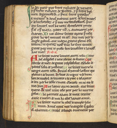 Commemorations and Prayers, In 'The De Brailes Hours'